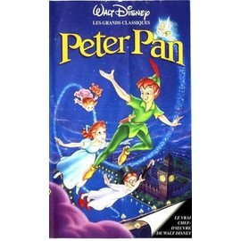 Peter Pan de Walt Disney
