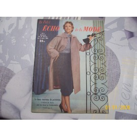 Petit Echo De La Mode (Le) N� 9 Du 27/02/1955