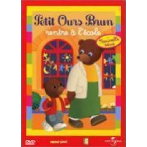 Petit ours brun rentre l 39 cole edition belge dvd zone 2 - Petit ours va a l ecole ...