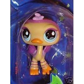 Littlest Pet Shop Coffret NEUF Petshop Autruche #516 Hasbro