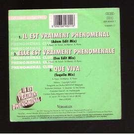 Il Est Vraiment Ph�nom�nal - Phenomenal Club