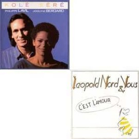 Philippe Lavil / Leopold Nord & Vous Kole Sere / C'est L'amour Special Reissue Card Sleeve 6 Tracks Cd Single