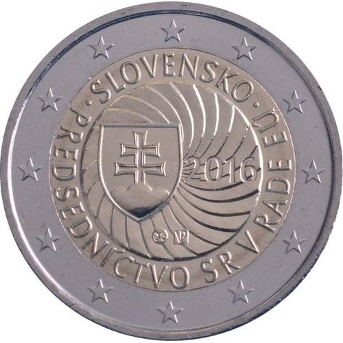 piece euro slovaquie