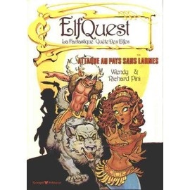 Petite annonce Elfquest 2 - Attaque Au Pays Sans Larmes - richard pini - 21000 DIJON