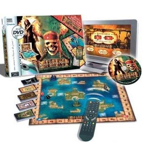 Pirates des cara bes le secret du coffre maudit jeu - Jeux de jack et les pirates ...