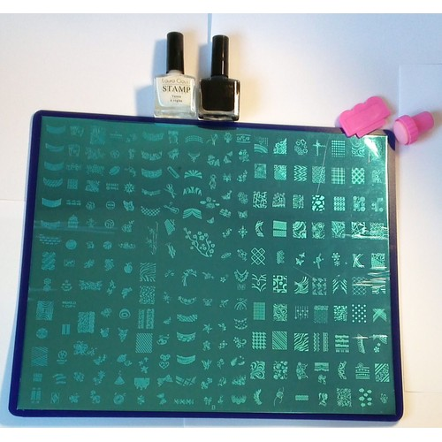 plaque stamping