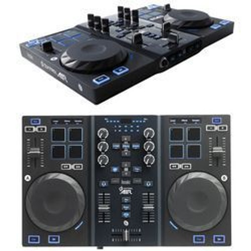 pin dj usb controllermixer at work wallpaper music and dance wallpapers on pinterest. Black Bedroom Furniture Sets. Home Design Ideas