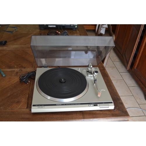 Platine vinyle Technics