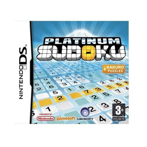 platinum sudoku achat vente de jeu nintendo ds. Black Bedroom Furniture Sets. Home Design Ideas