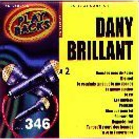 Play Back Vol. 346 : Dany Brillant # 2 - Play Back Audio
