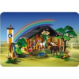Playmobil - 3120 : Centre �questre