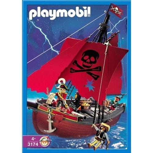 Playmobil 3174 pirates vaisseau corsaire achat et vente - Playmobil bateau corsaire ...