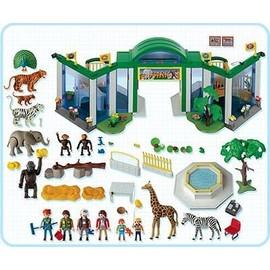 playmobil 3240 zoo achat vente de jouet. Black Bedroom Furniture Sets. Home Design Ideas