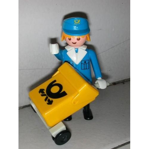 playmobil 3309 facteur de la poste achat et vente