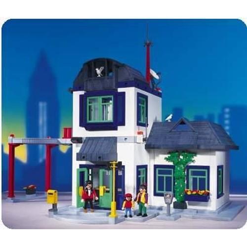 playmobil 3988 a grand b timent de ville achat et vente. Black Bedroom Furniture Sets. Home Design Ideas