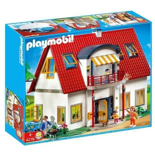 offer buy  Playmobil La Nouvelle Maison Moderne