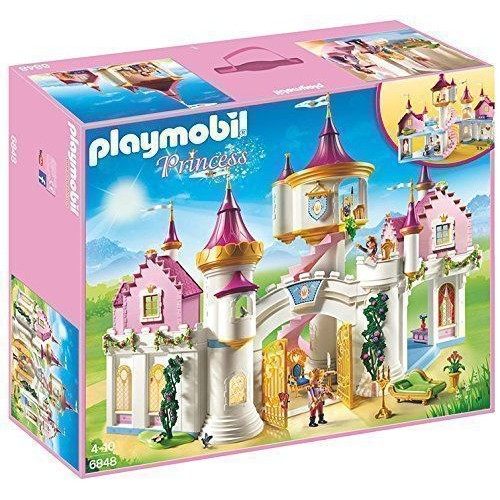 Chateau Fort Playmobil 4865 Cdiscount Tripeco Fr