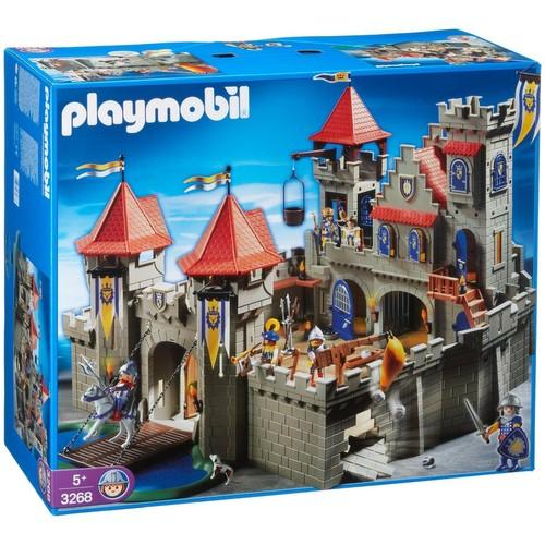 Acheter playmobil chateau pas cher ou d 39 occasion sur - Chateau fort playmobil pas cher ...