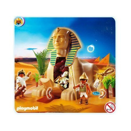Playmobil 4242 sphynx avec momie achat vente de jouet - Egypte playmobil ...