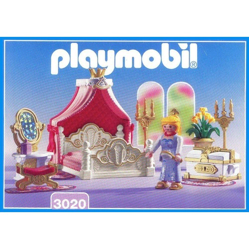 playmobil 3020 la chambre princire - Playmobil Chambres Princesses