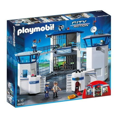 playmobil police pas cher ou d 39 occasion sur priceminister rakuten. Black Bedroom Furniture Sets. Home Design Ideas
