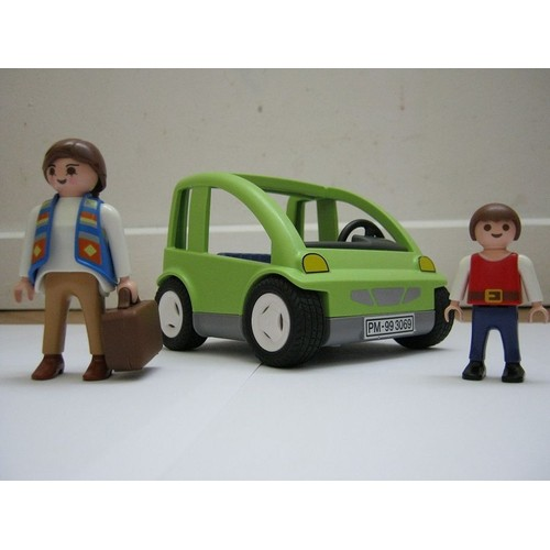 playmobil voiture de ville achat vente de jouet rakuten. Black Bedroom Furniture Sets. Home Design Ideas