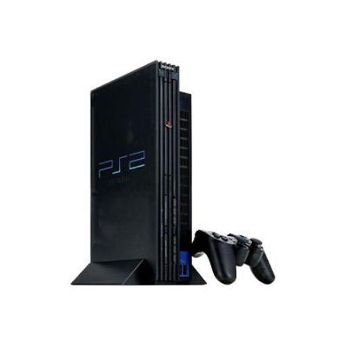 Sony playstation 2 console de jeux noir pas cher priceminister rakuten - Playstation 2 console price ...