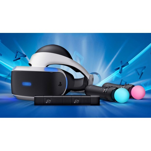 playstation move vr pas cher ou d 39 occasion sur priceminister rakuten. Black Bedroom Furniture Sets. Home Design Ideas