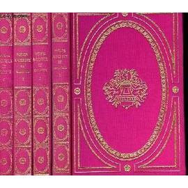 Coffret Poèmes amoureux et galants,4 volumes