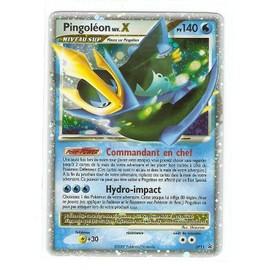 Pokemon pingoleon niv x holo 140 pv dp11 neuf et d 39 occasion - Pokemon pingoleon ...
