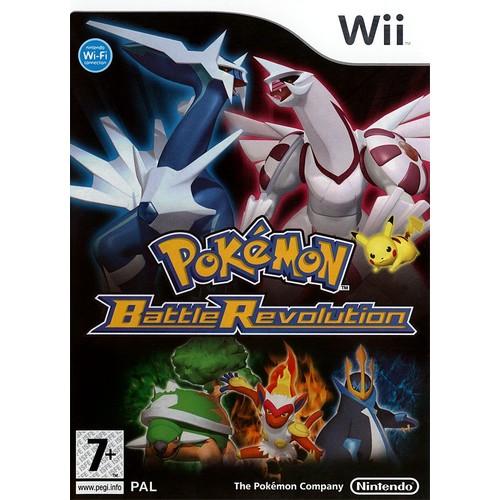 Pokemon battle revolution achat vente de jeu wii - Jeux info pokemon ...