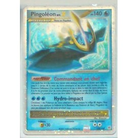 Pokemon carte pingol on x neuf et d 39 occasion rakuten - Pokemon pingoleon ...