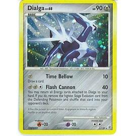 Pokemon dialga holo 1 130 diamant et perle neuf et d 39 occasion - Pokemon rare diamant ...