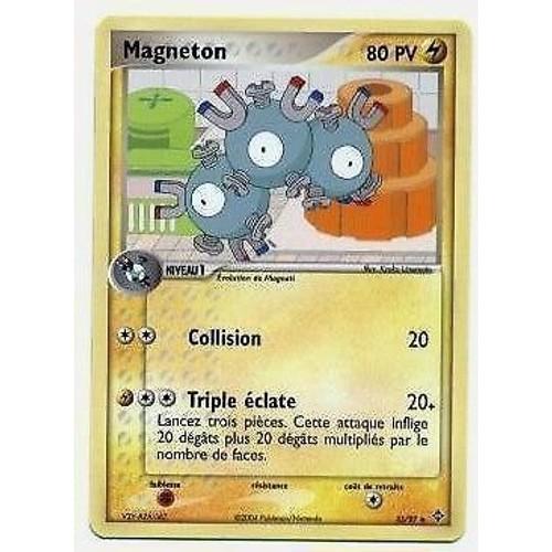 Pokemon Magneton 35 97