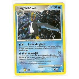 Pokemon pingoleon niv 42 130pv 4 130 diamant et perle - Pokemon pingoleon ...