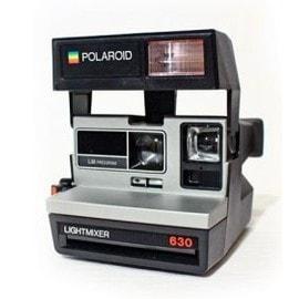 polaroid lightmixer 630 appareil photo d veloppement. Black Bedroom Furniture Sets. Home Design Ideas