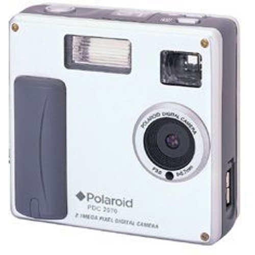 polaroid photomax pdc 2070 appareil photo num rique compact 2 1 mp flash 8 mo. Black Bedroom Furniture Sets. Home Design Ideas