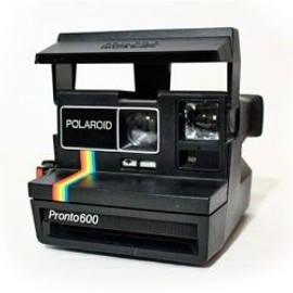 polaroid pronto 600 appareil photo argentique instantan pas cher. Black Bedroom Furniture Sets. Home Design Ideas