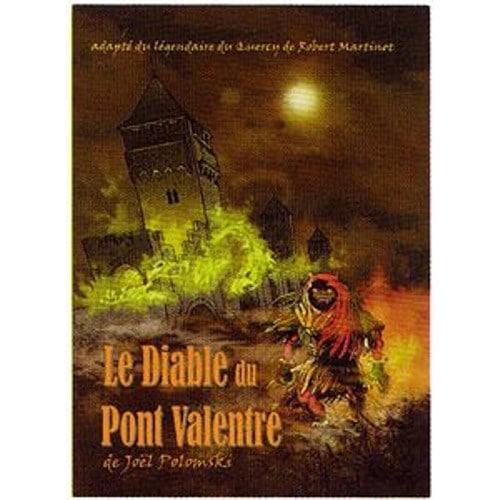 Le diable du pont valentre de polomski joel - Code promo vente du diable frais de port offert ...