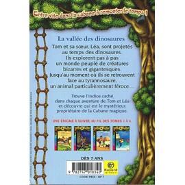 la cabane magique tome 1 la vall 233 e des dinosaures
