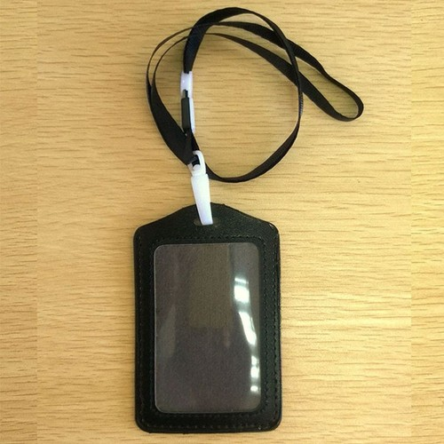 Porte Badge Cuir Pas Cher Ou Doccasion Sur Priceminister Rakuten - Porte badge cuir