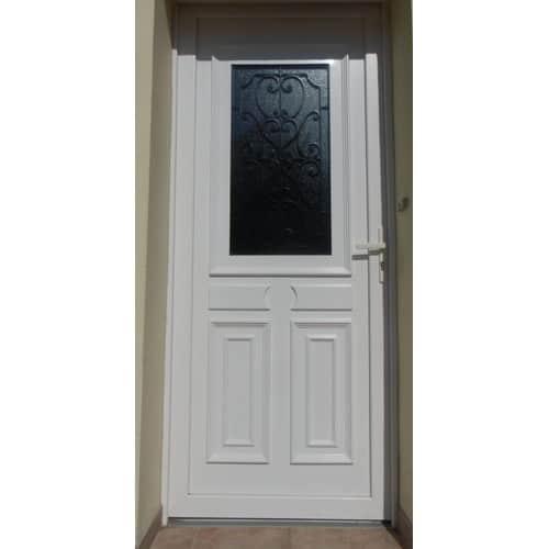 Porte Entree Pvc Vitree Pas Cher Ou Doccasion Sur Priceminister - Porte d entrée vitrée pas cher