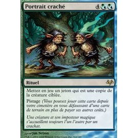 Portrait Crach� - Magic Mtg