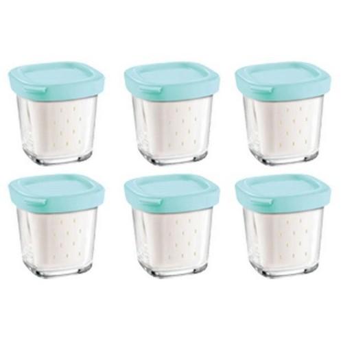 pots yaourt verre pas cher ou d 39 occasion sur priceminister. Black Bedroom Furniture Sets. Home Design Ideas