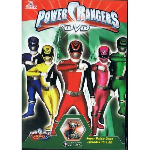 Power rangers spd episode 20