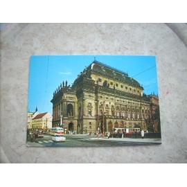 Praha Tcheque Le Theatre National