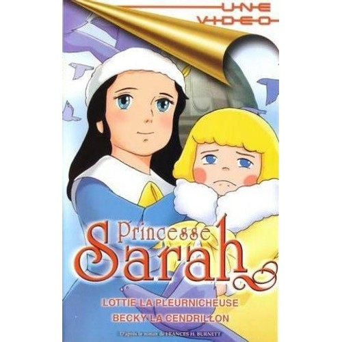 Princess sarah pisodes 5 et 6 vhs priceminister rakuten - Princesse sarah 5 ...