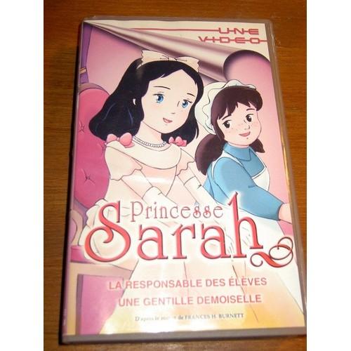 Princess sarah pisodes 7 et 8 de burnett frane h vhs - Princesse sarha ...