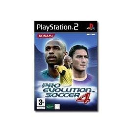 Pro Evolution Soccer 4 - Ensemble Complet - Playstation 2