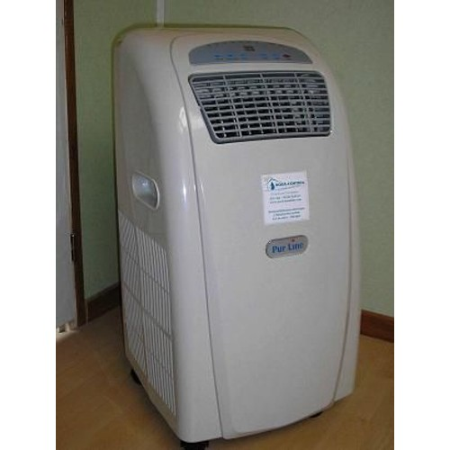 pur line kcm09et climatiseur d 39 air mobile monobloc avec t l commande. Black Bedroom Furniture Sets. Home Design Ideas